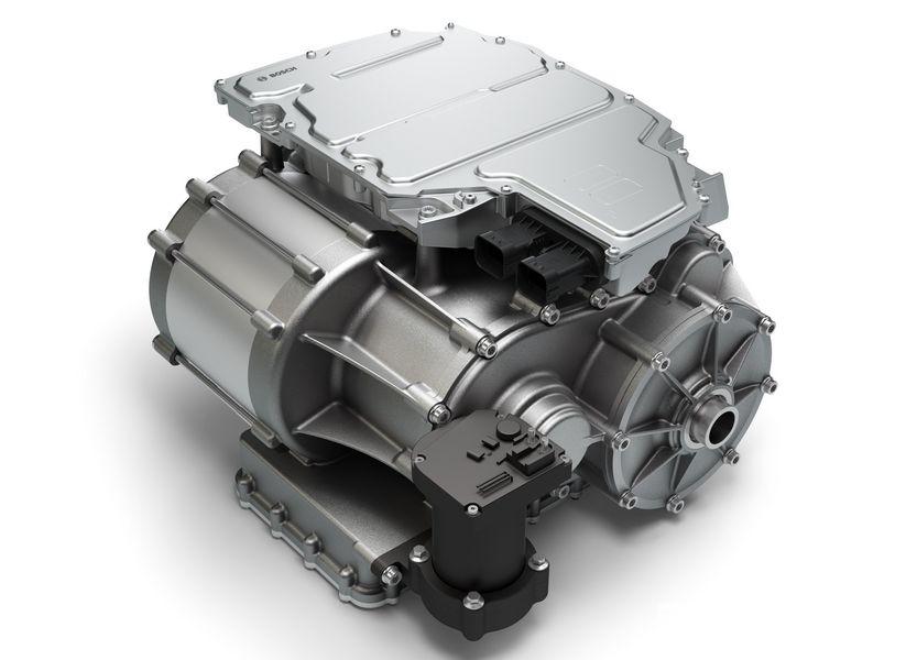 Cambio a variazione continua CVT4EV Bosch per auto elettriche