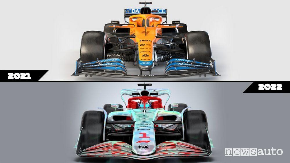 Macchine F1 2022