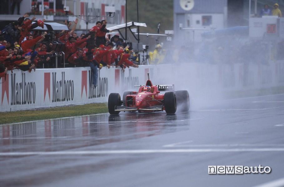 Michael Schumacher documentario Netflix