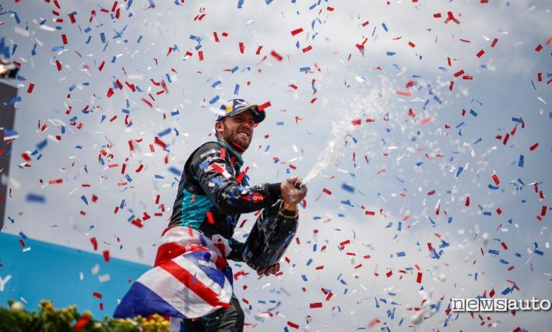 Gara 2 ePrix New York 2021 Sam Bird