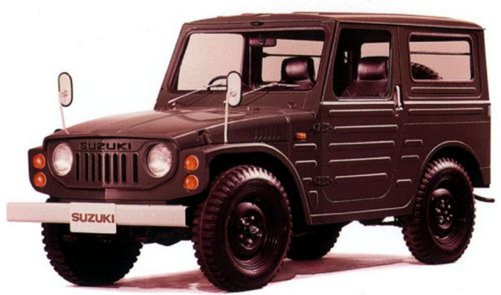 Suzuki Jimny LJ50 del 1977