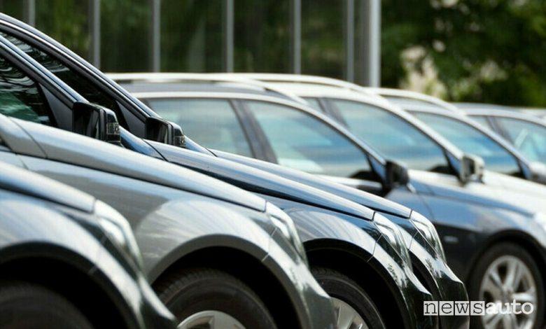 Auto più vendute settembre, mercato in caduta libera