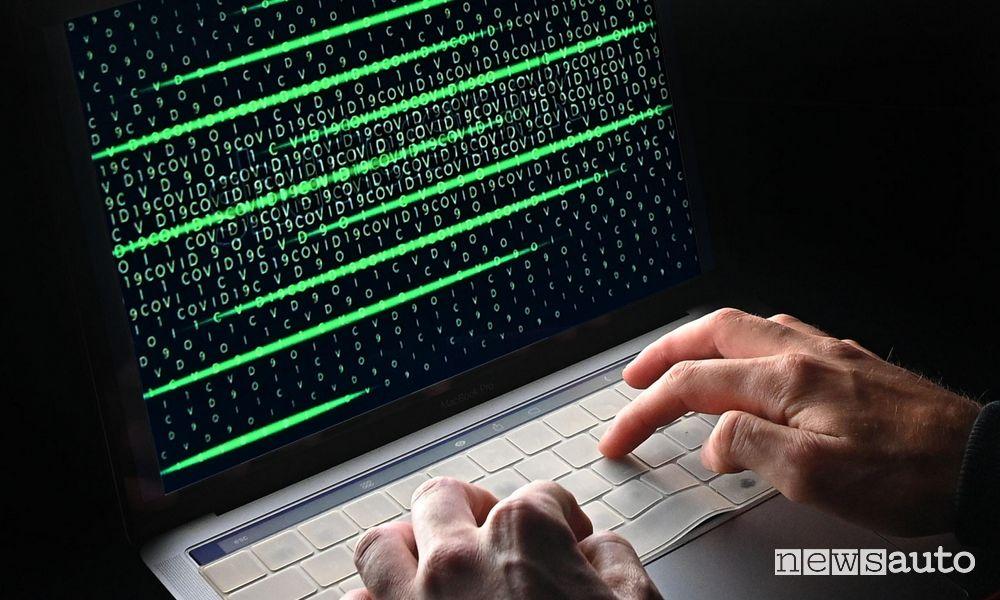 Ransomware attacchi hacker con riscatto