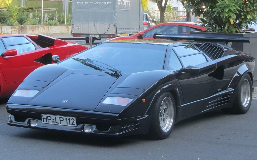 Lamborghini Countach LP-112