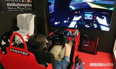 Simulatore di guida, corsi di guida virtuali a Vallelunga