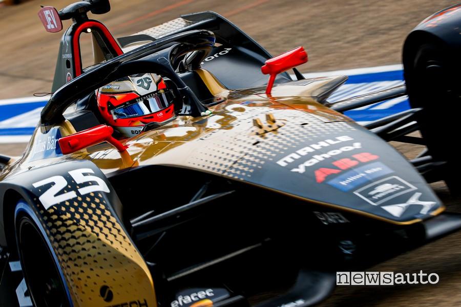 gara ePrix Berlino 2021 Formula E Jean Eric Vergne