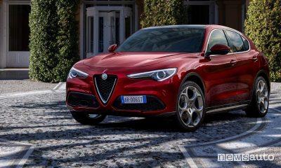 "Alfa Romeo Stelvio ""6C Villa d'Este"" serie speciale"