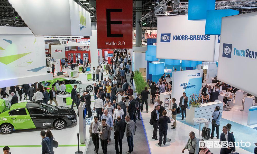 Automechanika Frankfurt data dal 14 al 16 settembre 2021