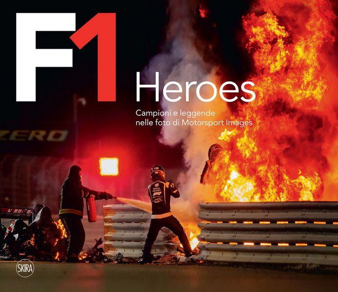 Copertina F1 Heros