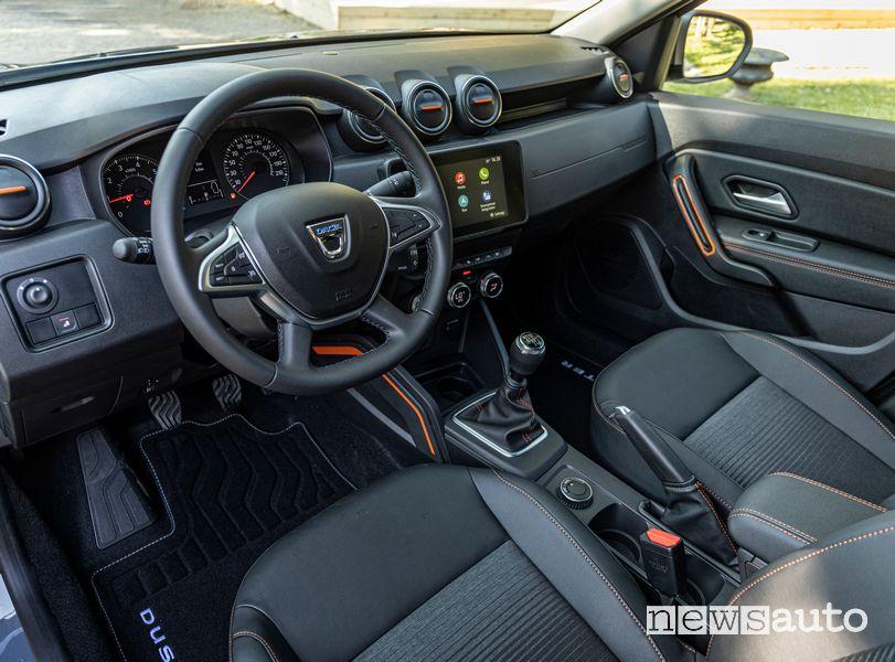 Plancia strumenti abitacolo nuovo Dacia Duster Extreme Limited Edition