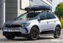 Accessori per il nuovo Opel Grandland