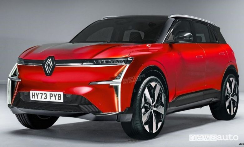 "Kadjar elettrica, caratteristiche, autonomia della Renault ""Kadjar E-Tech Electric"