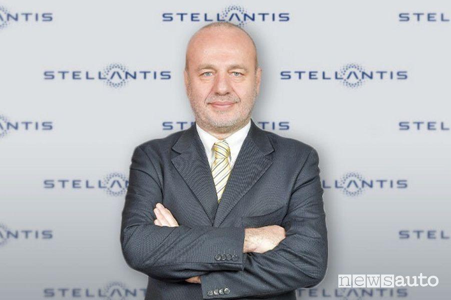 Claudio D'Amico, Responsabile Comunicazione Stellantis