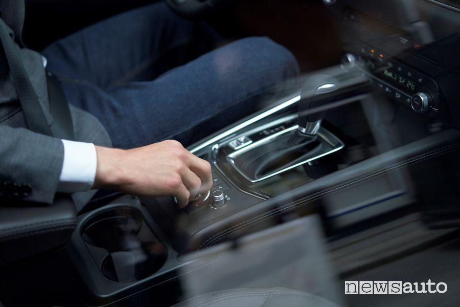 Selettore di guida Mi-Drive Mazda CX-5 2022