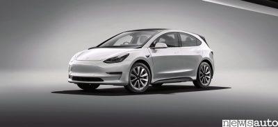Concept Tesla Model 2