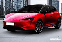 Tesla Model 2, auto elettrica low cost caratteristiche