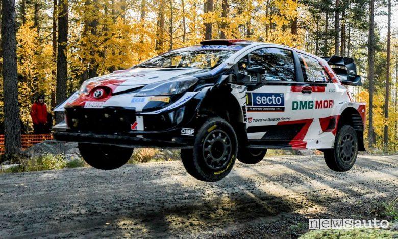 Classifica Mondiale Rally 2021: piloti e costruttori WRC