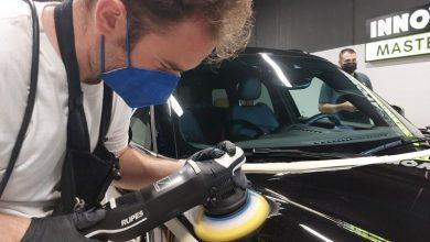 Corso lucidatura car detailing Innovacar Masterclass