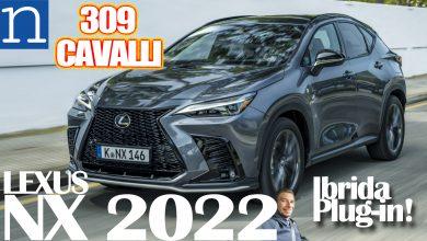 Video Lexus NX 2022