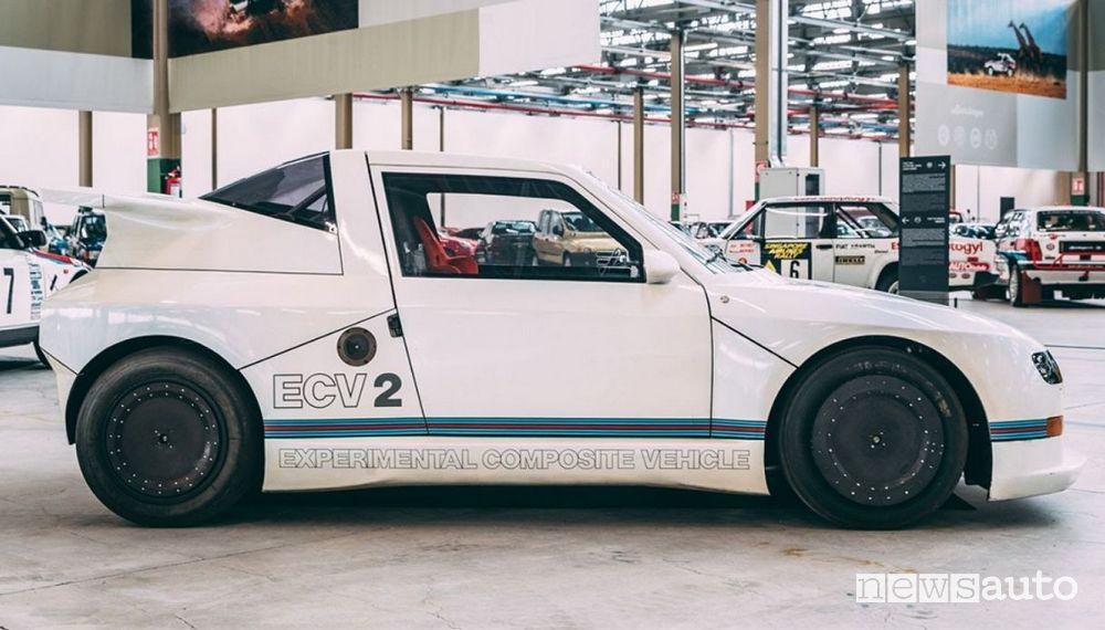 Prototipo Lancia ECV2 Rally