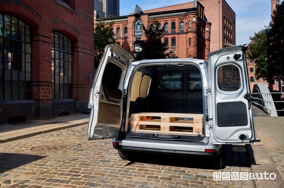 Cassone bancale Mercedes-Benz Citan furgone