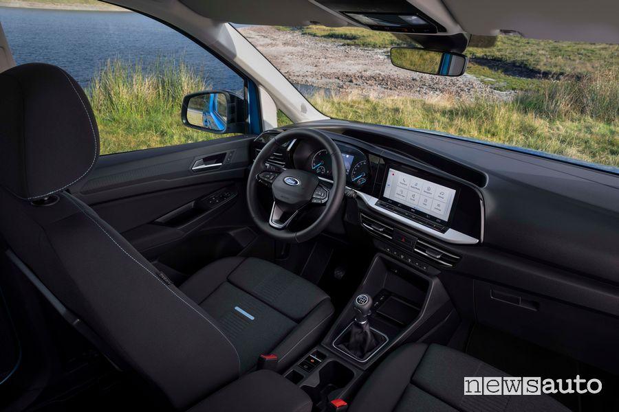 Plancia strumenti nuovo Ford Tourneo Connect Active