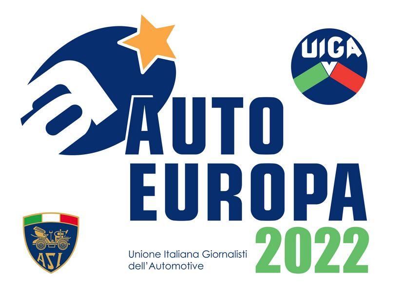 Premio Auto Europa UIGA 2022