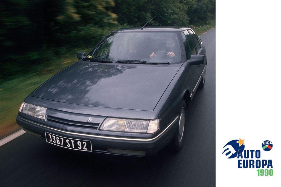 Citroën XM Auto Europa 1990