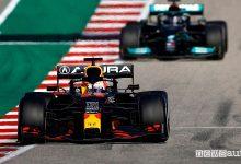 F1 Gp Stati Uniti 2021, risultati e classifica gara USA