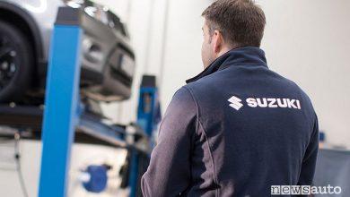 Tagliando e manutenzione Suzuki, finanziamento a tasso zero
