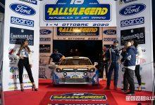 Rallylegend 2021, programma e orari 19^ edizione