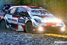 WRC Rally di Finlandia 2021, risultati e classifica